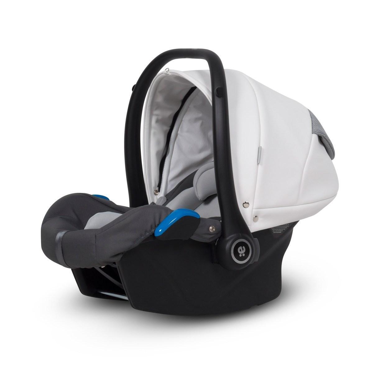 Детское автокресло Expander Xenon 01 White