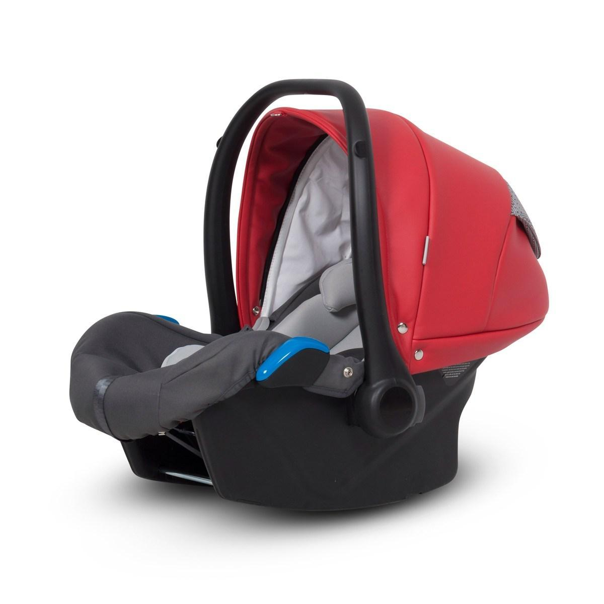 Детское автокресло Expander Xenon 03 Scarlet