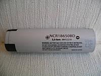 Panasonic NCR18650BD 3200 mAh аккумулятор