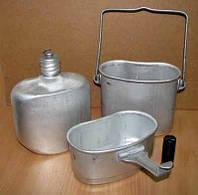 Фляга ВДВ СССР (фляга, котелок, тарелка)