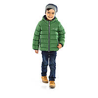 Куртка демисезонная NANO F18 для мальчика 2-3,5-14 лет (89-152 см) ТМ Nanö Mystic Green F18 M 1251, фото 1
