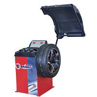 Балансировочный станок (вес колеса 65кг) (CB910GBS 220V) BRIGHT