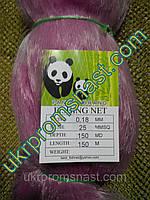 Сетеполотно лесковое Panda (Китай) 25 х 0,18 х 150 х 150