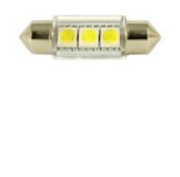 Светодиодная лампа white/ s 8.5 (11*36) /32v/3smd