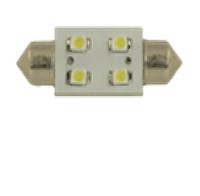 Светодиодная лампа white/ s 8.5 (11*36) /12v/4smd