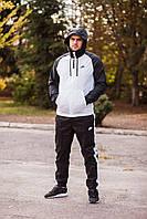 Спортивный костюм мужской Nike NSW Track Suit HD Woven 928119-011 Черно-белый