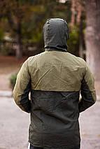 Ветровка мужская Nike Jacket NSW HD Woven 928857-395 Темно-зеленый, фото 2