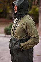 Ветровка мужская Nike Jacket NSW HD Woven 928857-395 Темно-зеленый, фото 3