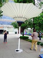 Зонт в Аренду 3 метровый. Элефант - дизайнерский