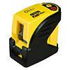 ☑️ Уровень лазерный CLLi двухплоскостной (штанга, мишень, кроншнейн, сумка) STANLEY 1-77-123