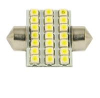 Светодиодная лампа white/ s 8.5 (11*36) /12v/21smd