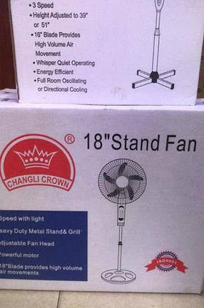 Напольный вентилятор 18 Stand Fan Fs-4530, фото 2