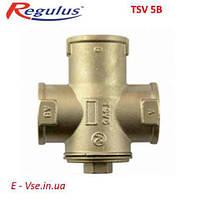 """Трехходовой смесительный клапан Regulus TSV5B 55°C DN32 (1 1/4"""")"""