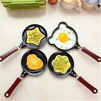 Мини сковородка-формочка с антипригарным покрытием Frying pan