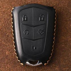 Силиконовый чехол для ключа Cadillac ATS,BLS,CT6,CTS,CTS-V,DTS,ELR ,Escalade,Seville,SRX,STS,XT4,XT5,XTS
