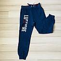Штаны спортивные с начесом    (5-8 года), фото 4