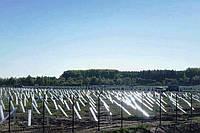 В ноябре заработает Бердичевская солнечная экоферма