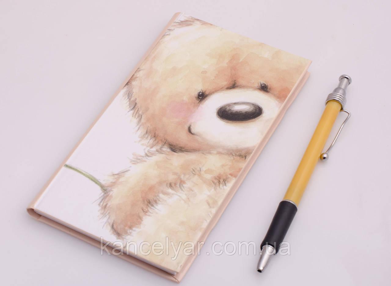 Блокнот детский + ручка шариковая