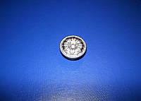 Ручка кнопка квітка алюміній, фото 1