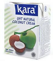Кокосовые сливки Kara, 200 мл