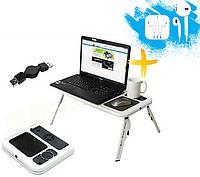 Столик подставка для ноутбука E-Table LD 09 Етейбл, Е тейбл, фото 1