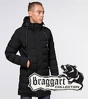 Подросток 13-17 лет |  Зимняя куртка Braggart Teenager 25200 черная