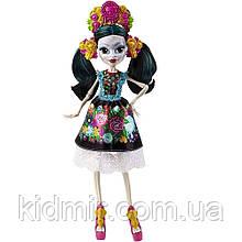 Кукла Монстр Хай Скелита Калаверас Monster High Skelita Calaveras Collector