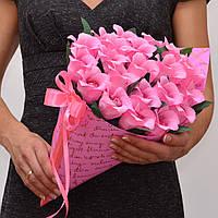 Букет из конфет / сладкий подарок / букет на 14 февраля / подарок девушке / подарок девочке