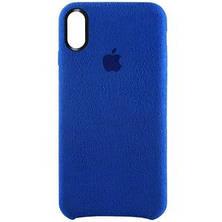 Чехол Alcantara Cover Apple iPhone X, фото 3