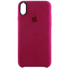 Чехол Alcantara Cover Apple iPhone X