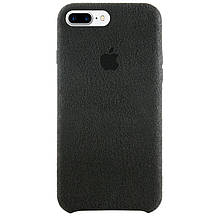 Чехол Alcantara Cover Apple iPhone 7 Plus/8 Plus Черный
