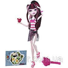 Кукла Монстр Хай Дракулаура Monster High Draculaura Skull Shores