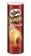 Чипсы Pringles Original 165 g