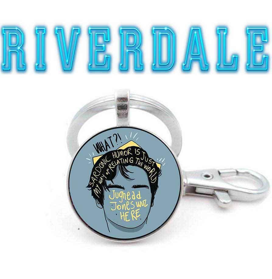 Брелок Джагхед Джонс был здесь Ривердэйл Riverdale