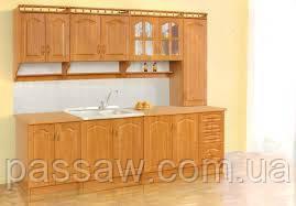 Кухня  КОРОНА 2 м с пеналом
