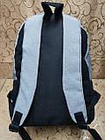 Рюкзак спортивны Supreme мессенджер Новый стиль/Рюкзак спорт городской стильный, фото 4