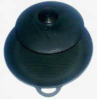 Сковорода гриль чугунная  с прессом d- 260мм «Ситон»