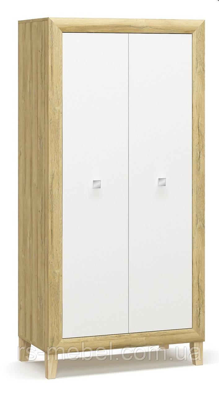 """Шкаф 2Д  """"Далия"""", (Мебель-Сервис)"""