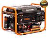Газово-бензиновый электрогенератор Daewoo GDA 3500DFE Master Line