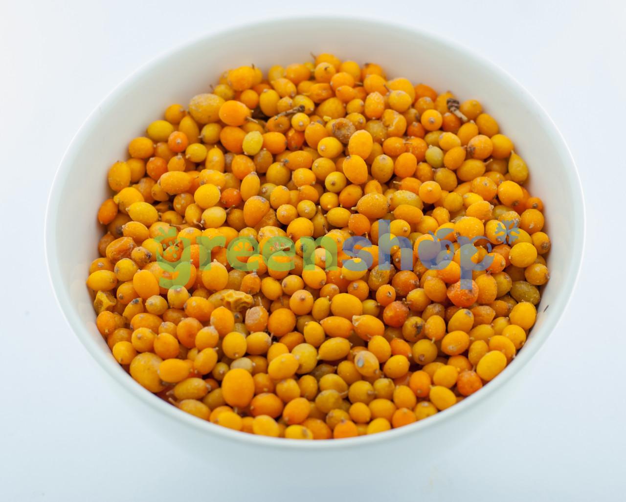 ОБЛЕПИХА ЗАМОРОЖЕННАЯ (0,5 кг)   А-0045