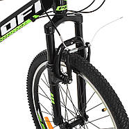 Велосипед 24 д. G24FIFA A24.2 Гарантия качества Быстрая доставка, фото 4