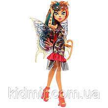 Кукла Monster High Торалей Страйп (Toralei Stripe) из серии Garden Ghouls Монстр Хай