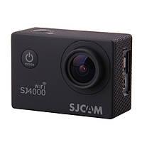 Экшн камера SJCAM SJ4000 Wi-fi Black Гарантия 12 месяцев, фото 1