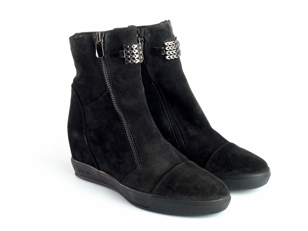 Ботинки Etor 6442-01058 36 черные