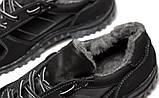 Мужские зимние кроссовки. Прошитые, с мехом., фото 8