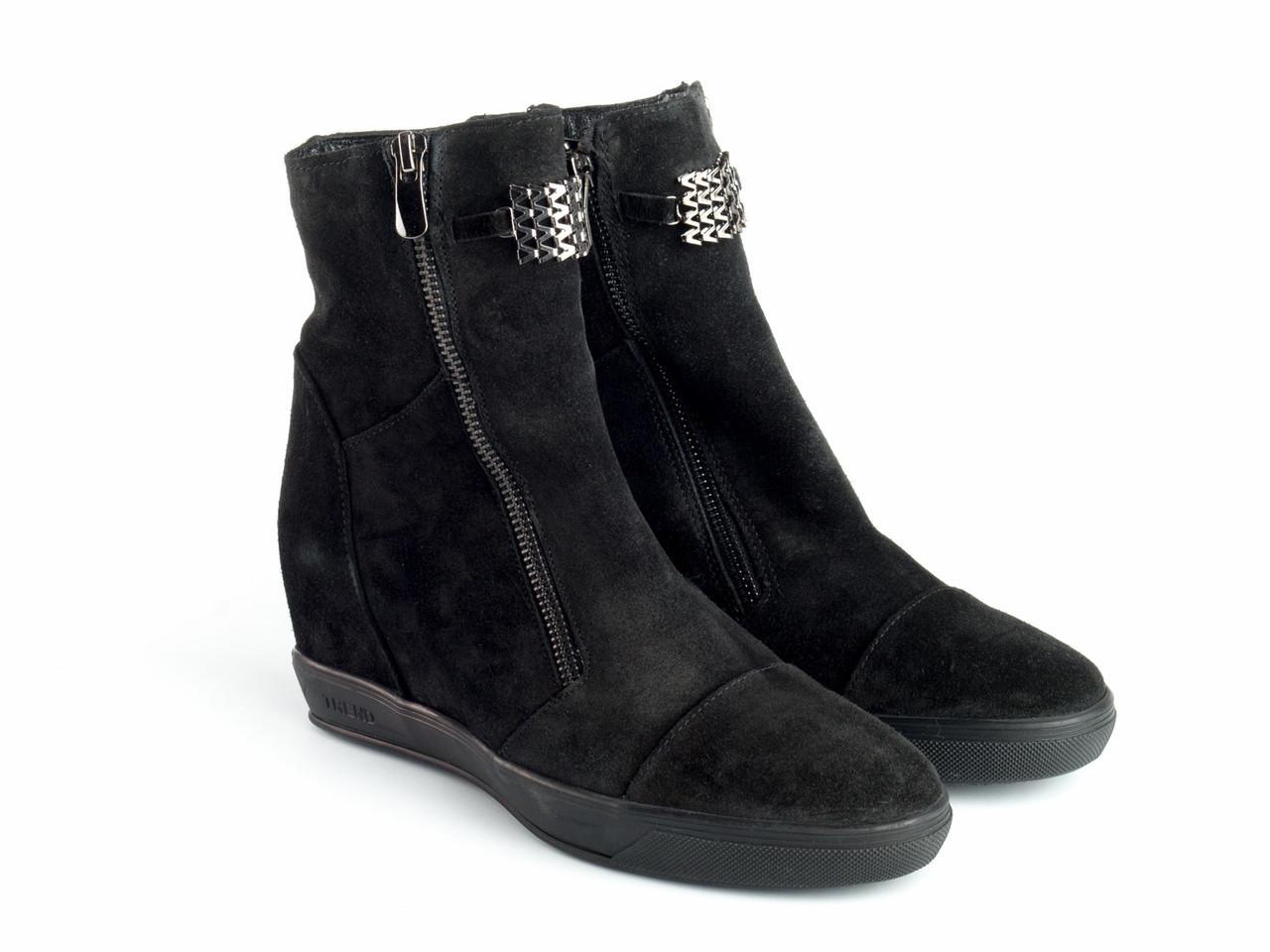 Ботинки Etor 6442-01058 37 черные
