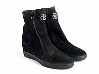 Ботинки Etor 6442-01058 38 черные, фото 1