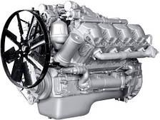 Двигун МАЗ