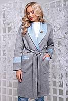 Роскошный женский кардиган (ангора, удлиненный, пояс, карманы, длинные рукава, пояс) РАЗНЫЕ ЦВЕТА!