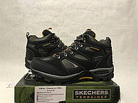 Ботинки Skechers Bomags-Calder Оригинал 63326 BLK
